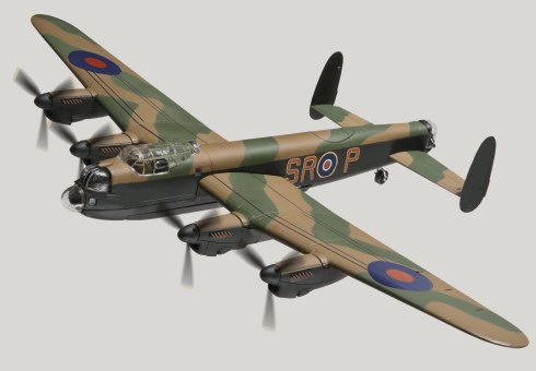 The story about the Lancaster W4888